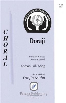 Traditional: Doraji: Arr. (Yoojin Muhn): SSA