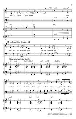 Hal Leonard: Text Me Merry Christmas