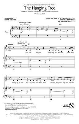 Jeremiah Fraites: The Hanging Tree: Mixed Choir