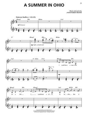 Jason Robert Brown: The Last 5 Years: Piano, Vocal, Guitar