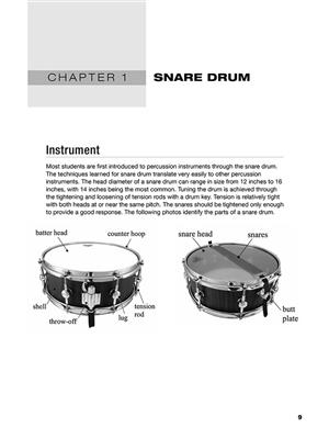 Percussion Methods: Drums and Percussion