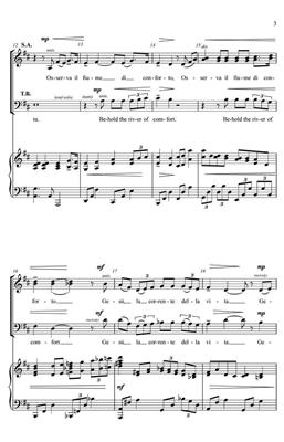 Kevin Memley: Behold the River: SATB