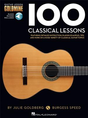 100 Classical Lessons: Guitar or Lute