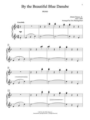 Easy Classical Duets: Piano or Keyboard
