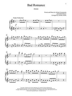 Easy Pop Duets: Arr. (Glenda Austin): Piano