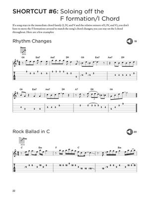 Fred Sokolow: Shortcuts for Guitar: Guitar or Lute