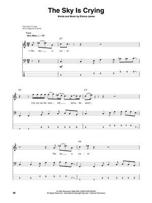 Stevie Ray Vaughan: Stevie Ray Vaughan: Bass Guitar