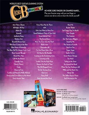 ChordBuddy Guitar Method - Songbook Volume 2: Guitar or Lute