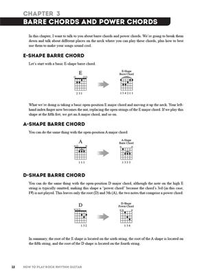Brooke St. James: How to Play Rock Rhythm Guitar: Guitar or Lute