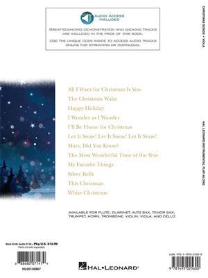 Christmas Songs - Viola: Viola