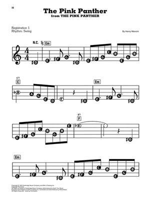 Great Instrumentals: Piano or Keyboard
