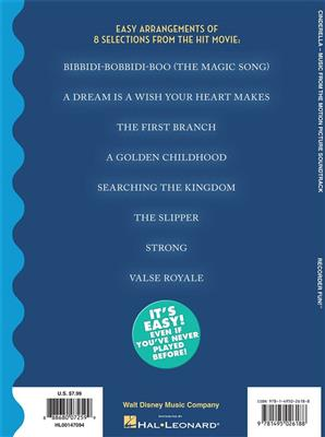 Cinderella - Recorder Fun!(TM): Descant Recorder