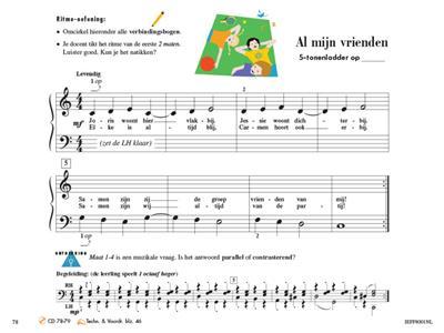 Piano Adventures: Lesboek Deel 1