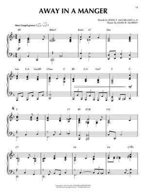 Sacred Christmas Carols: Piano