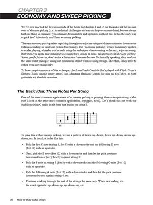 How to Build Guitar Chops