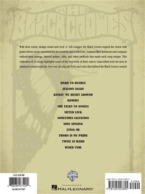 Black Crowes: Best of the Black Crowes: Guitar