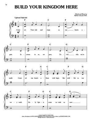 Worship Anthology for Easy Piano: Easy Piano