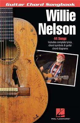 Willie Nelson - Guitar Chord Songbook: Guitar Solo