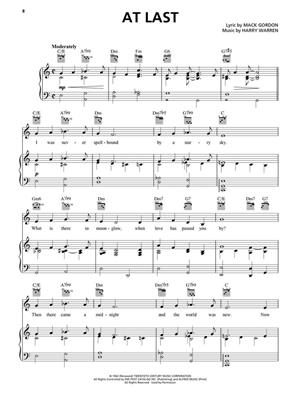 Romantic Sheet Music Collection: Piano, Vocal and Guitar (songbooks)