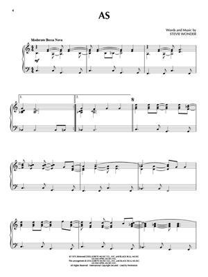 Stevie Wonder: Stevie Wonder - All Jazzed Up!: Piano or Keyboard