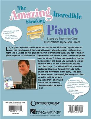 Thornton Cline: The Amazing Incredible Shrinking Piano: Piano