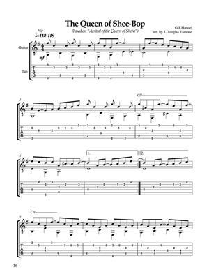 J.  Douglas Esmond: Jazzical Guitar: Guitar or Lute