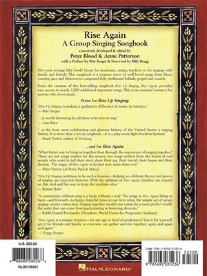 Rise Again Songbook: Vocal