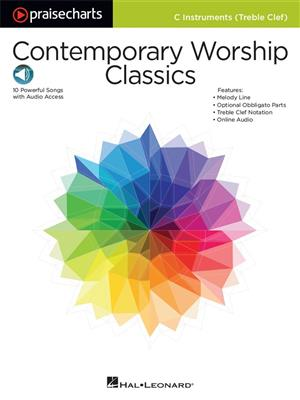 Contemporary Worship Classics - C Instruments: C Clef Instrument