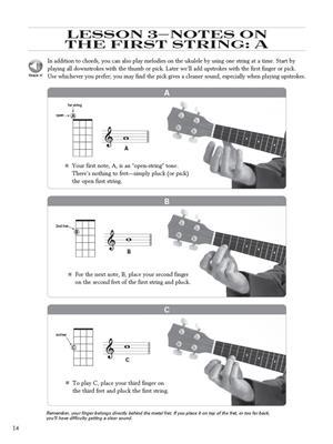 Barrett Tagliarino: Left-Handed Ukulele - Complete Method: Ukulele