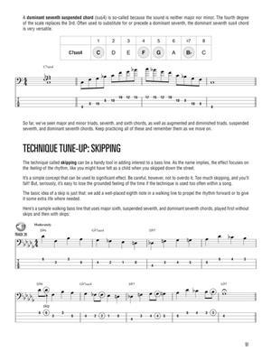 Hal Leonard Jazz Bass Method: Bass Guitar