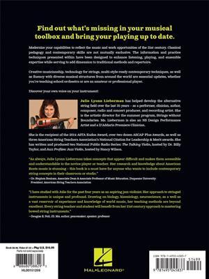 Julie Lyonn Lieberman: How To Play Contemporary Strings: String Ensemble