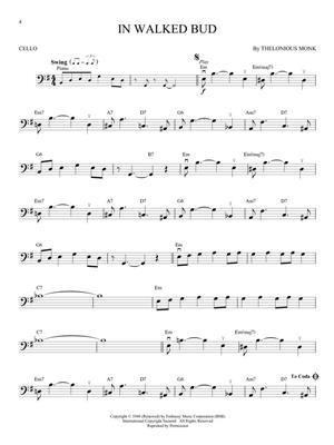 Jazz Classics - Cello: Cello