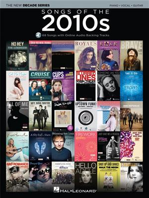 Songs of the 2010s: Piano, Vocal and Guitar (songbooks)