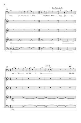 Ilyas Iliya: Avoonan Dbishmayya: Mixed Choir a Cappella