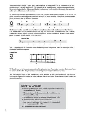 Chad Johnson: Bassist's Guide to Scales Over Chords: Bass Guitar
