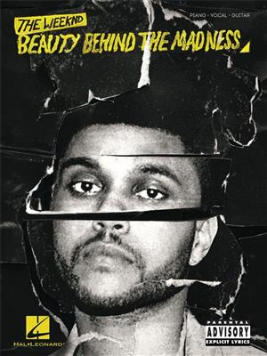 The Weeknd: The Weeknd: Beauty Behind The Madness: Piano, Vocal, Guitar