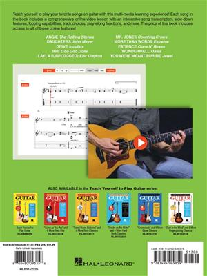 More Than Words and 9 More Acoustic Hits: Guitar or Lute