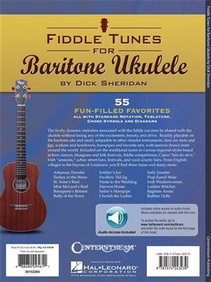 Dick Sheridan: Fiddle Tunes for Baritone Ukulele: Ukulele