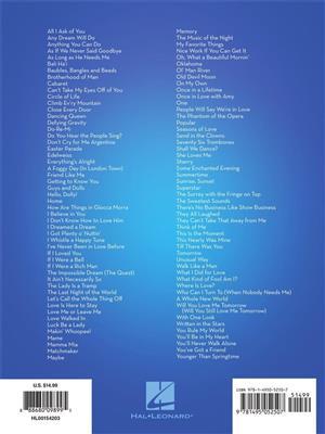 101 Broadway Songs for Trumpet: Trumpet, Cornet or Flugelhorn