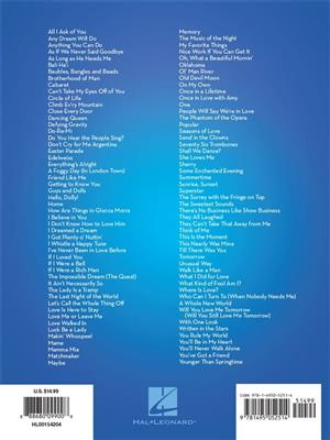 101 Broadway Songs for Horn: Horn