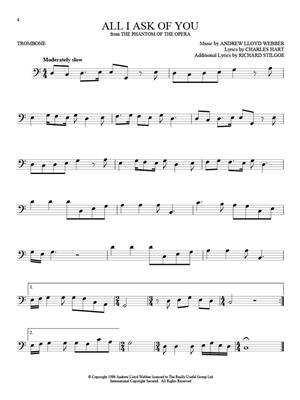 101 Broadway Songs for Trombone: Trombone