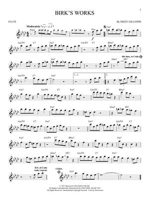 Jazz Blues Favorites - Flute: Flute