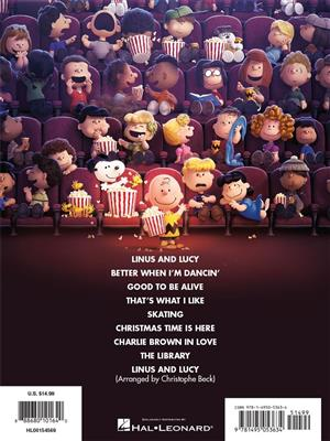 The Peanuts Movie: Piano or Keyboard