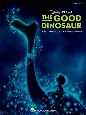 Jeff Danna: The Good Dinosaur: Piano, Vocal and Guitar (songbooks)