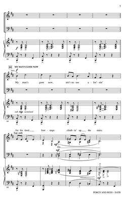 Ed Lojeski: Porgy And Bess Medley: Mixed Choir