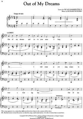 Oscar Hammerstein II: Oklahoma!: Vocal