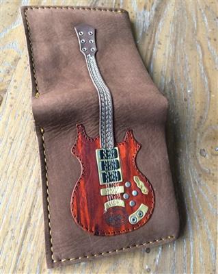 Dreadnought Acoustic Guitar Wallet