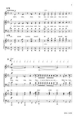 Mark Brymer: Sing: Mixed Choir