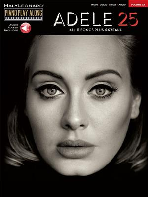 Adele: Adele - 25: Piano or Keyboard