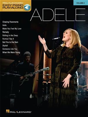 Adele: Adele: Piano or Keyboard